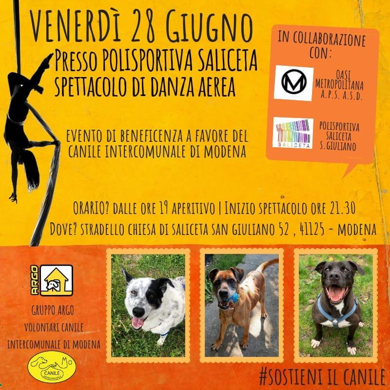 Modena Dog Calendario 2020.Polisportiva Saliceta San Siuliano Modena Sito Ufficiale